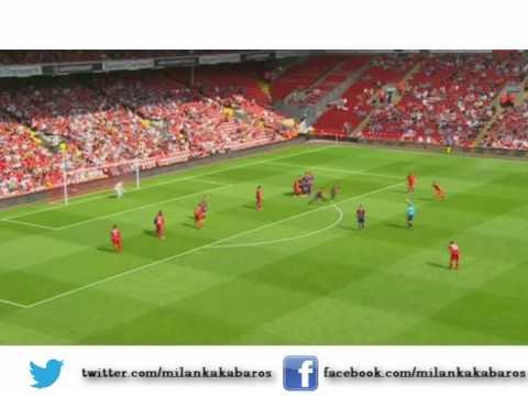 Lucas Leiva V Bayer Leverkusen Friendly Match Compilation