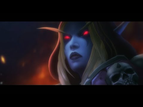 World Of Warcraft Wow - All Pre Legion Patch Cutscenes - Horde And Alliance