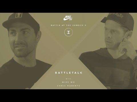 BATB X   BATTLETALK: Week 4 - with Mike Mo and Chris Roberts