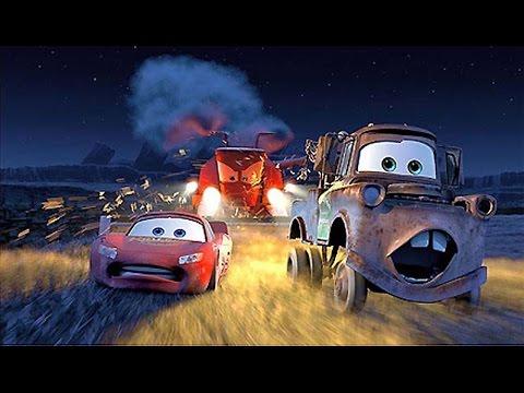 Мультики про машинки.  Тачки - Молния Маквин. 7 серия: Пугливые Трактора. Машинки #мультики игра