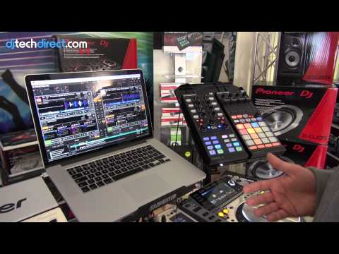 Native Instruments Traktor Kontrol X1 MK2 + F1 Demo