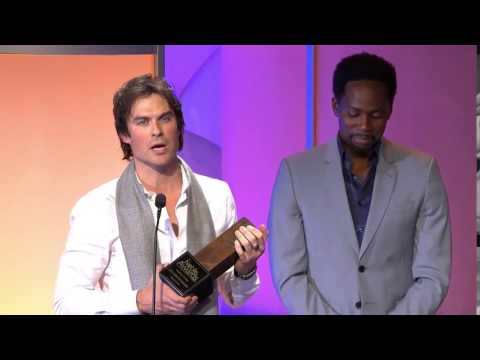 Noble Awards 2015 IAN SOMERHALDER