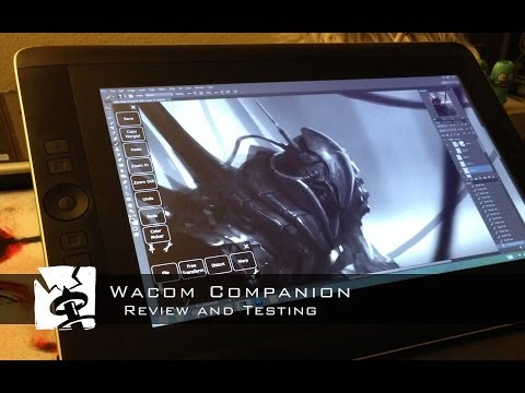 Wacom Companion Review