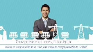 WORID NRG   Energía en la Nube   Power Clouds ES   YouTube