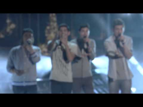 Finalistet - YOU ARE NOT ALONE (LIVE ne X Factor Albania 3)