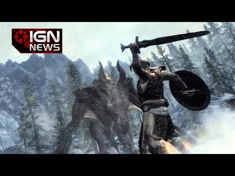 IGN News - Skyrim DLC Comes to an End