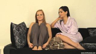 Eve Angel and Jo model interview