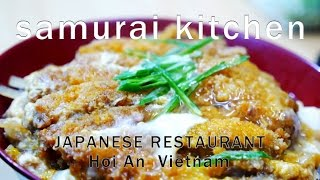 samurai kitchen 侍食堂 Hoi An Vietnam