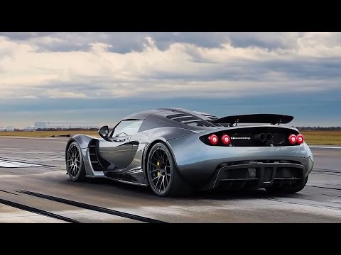 Hennessey on Alan Mulally and the inspiration behind the Venom GT