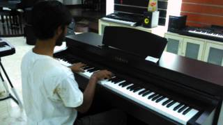 Jao pakhi bolo (piano cover)