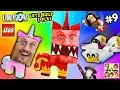 Lets Build & Play LEGO Dimensions #9: UNIKITTY RAGE! (FGTEEV ...