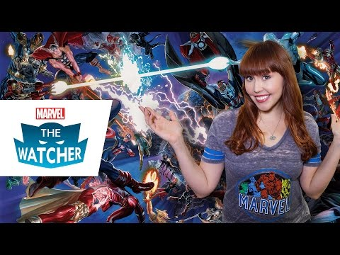 Secret Wars, Marvel's Daredevil & More NYCC Announcements! - The Watcher 2014 Ep 37
