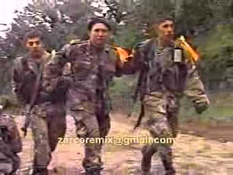 Momentos criticos del combate en diferentes regiones de Colombia.