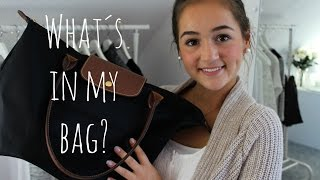 What´s in my bag?