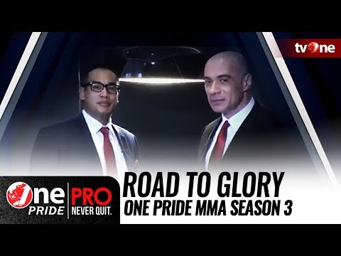 One Pride MMA 3 - Road To Glory