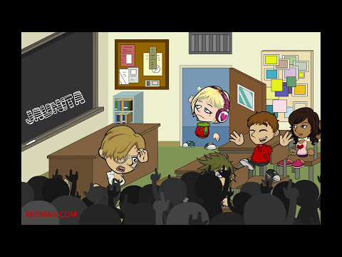 Jaimito en la escuela - Serpentina