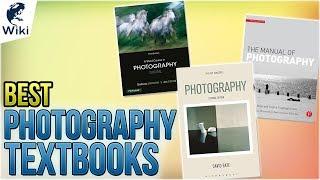 7 Best Photography Textbooks 2018