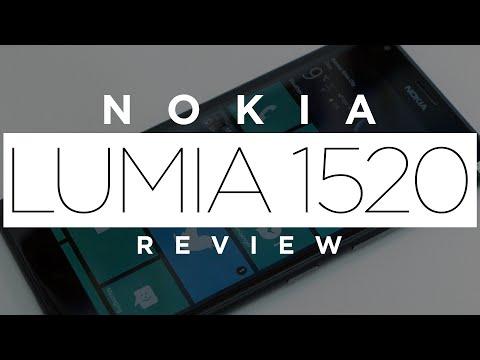 [Review] Nokia Lumia 1520 (en español)
