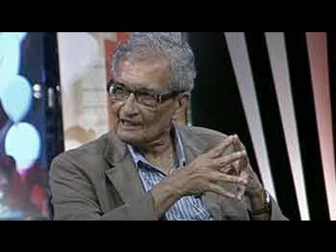 Economist Amartya Sen on Gujarat growth model