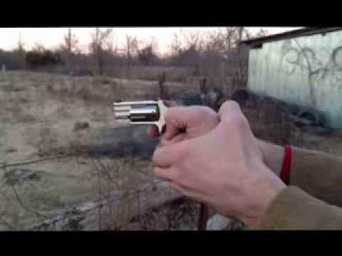 North American Arms .22 Magnum Pug Mini Revolver