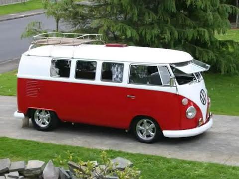 Gus VW Bus