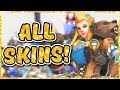 Overwatch ALL 2018 ANNIVERSARY EVENT SKINS AND ITEMS mp3