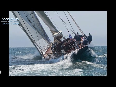 World on Water Feb 15.15 Global Sailing News Show. (Soldini, J Class, BWR, RTIR, WMRT etc)