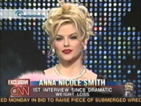 Anna Nicole Smith Trimspa Media Coverage video