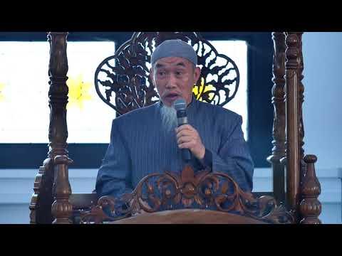 Khotbah Jumat Syaikh Hussain Yee