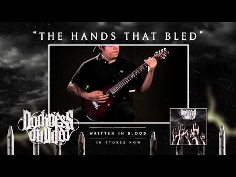 "DARKNESS DIVIDED ""The Hands That Bled"" Guitar Demonstration (Sebastian Elizondo)"