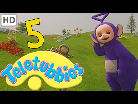 Teletubbies: Numbers Five (v3) - Hd Video video
