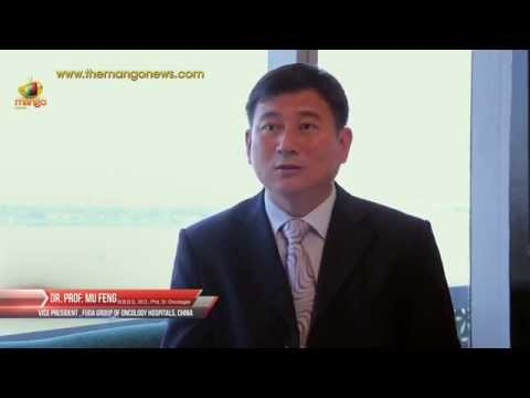 Introducing Cryosurgical Ablation in India - Exclusive Interview with Cancer specialist Mu Feng