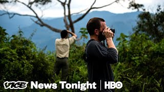 Modern Day Gold Hunting In The Amazon (HBO)
