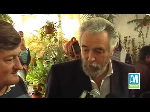 El Intendente West inauguró la 14° edición de Moreno Florece