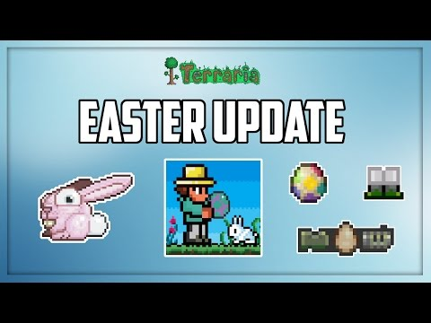 Terraria iOS 1.2.4   Easter Update is Here!!! - Full Update Review 2017