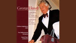 Concerto For Violin And Strings Con Brio