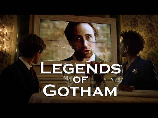 Legends of Gotham #11 - (S01E05) What's Altruism?