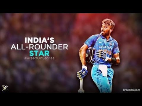 Biography of Hardik Pandya || Struggling points of young Indian Indian Allrounder