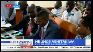 Mbunge wa Mwingi ya kati Gideon Mulyungi ashitakiwa kwa tuhuma za uchochezi