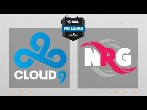CS:GO - Cloud9 vs. NRG [Inferno] Map 1 - ESL Pro League Season 5 - NA Matchday 30