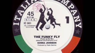 Donna Johnson - The Funky Fly