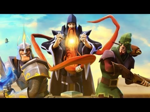 The Mighty Quest for Epic Loot  First Gameplay Trailer