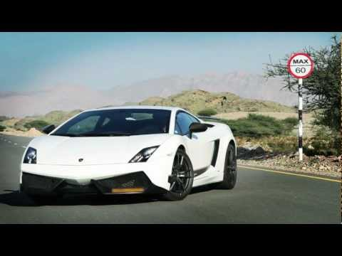 OMAN SPEED - Lamborghini Gallardo LP570-4 Superleggera