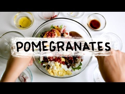 Pomegranate - Superfoods, Episode 1