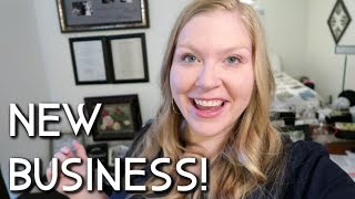New Business Adventure | Daily Vlog | Blessed Jess