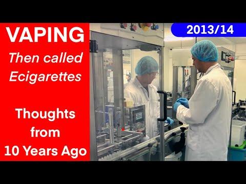 Can Ecigarettes Save Lives? Short Docu-video