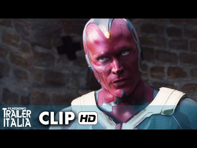 Avengers: Age of Ultron Clip 'Ultron Vs Visione' (2015) HD