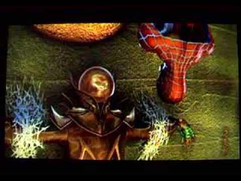 Mysterio clip in spider-man 4 - YouTube Ultimate Mysterio