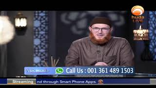 Ask Huda April 14th 2020  Dr Muhammad Salah #LIVE #HD #islamq&a #HUDATV