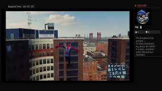Sony's Spiderman PS4
